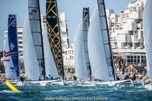 Grand Prix DIAM 24 au YC Grande Motte