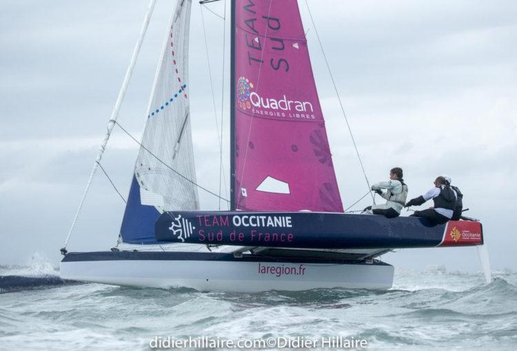 TdF Voile : Et il y a aussi le Team Sud de France…