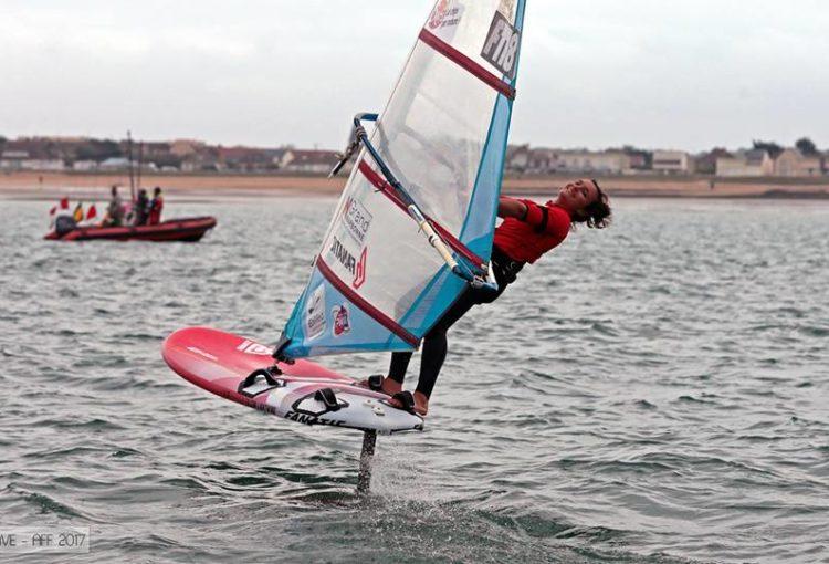 Marion Mortefon Vice Championne de France