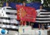 Noé GARANDEAU Champion de France B 293 Minimes 2018