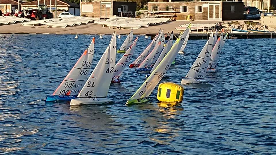 VRC Championnat de France 1 mètre