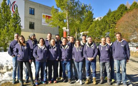Le colloque des directeurs d'école de voile d'Occitanie