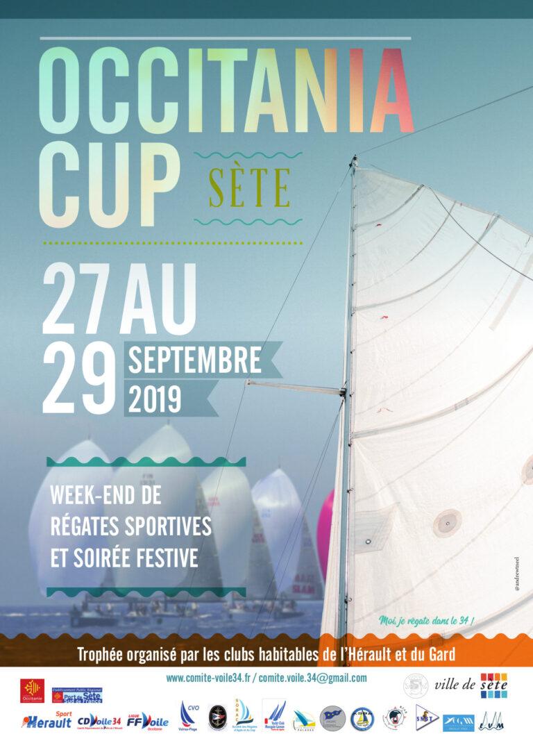 L'Occitania cup en approche : deuxième édition à Sète les 27, 28 et 29 septembre 2019