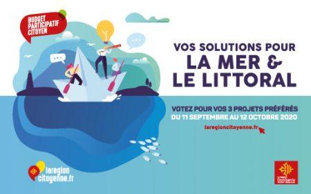 Budget participatif Mer & Littoral