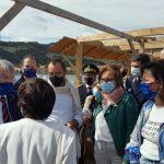 La Ministre de la Mer et la Présidente de Région au club nautique de Collioure pour encourager l'innovation