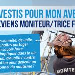 En Occitanie, les écoles de voile recrutent pour la saison !