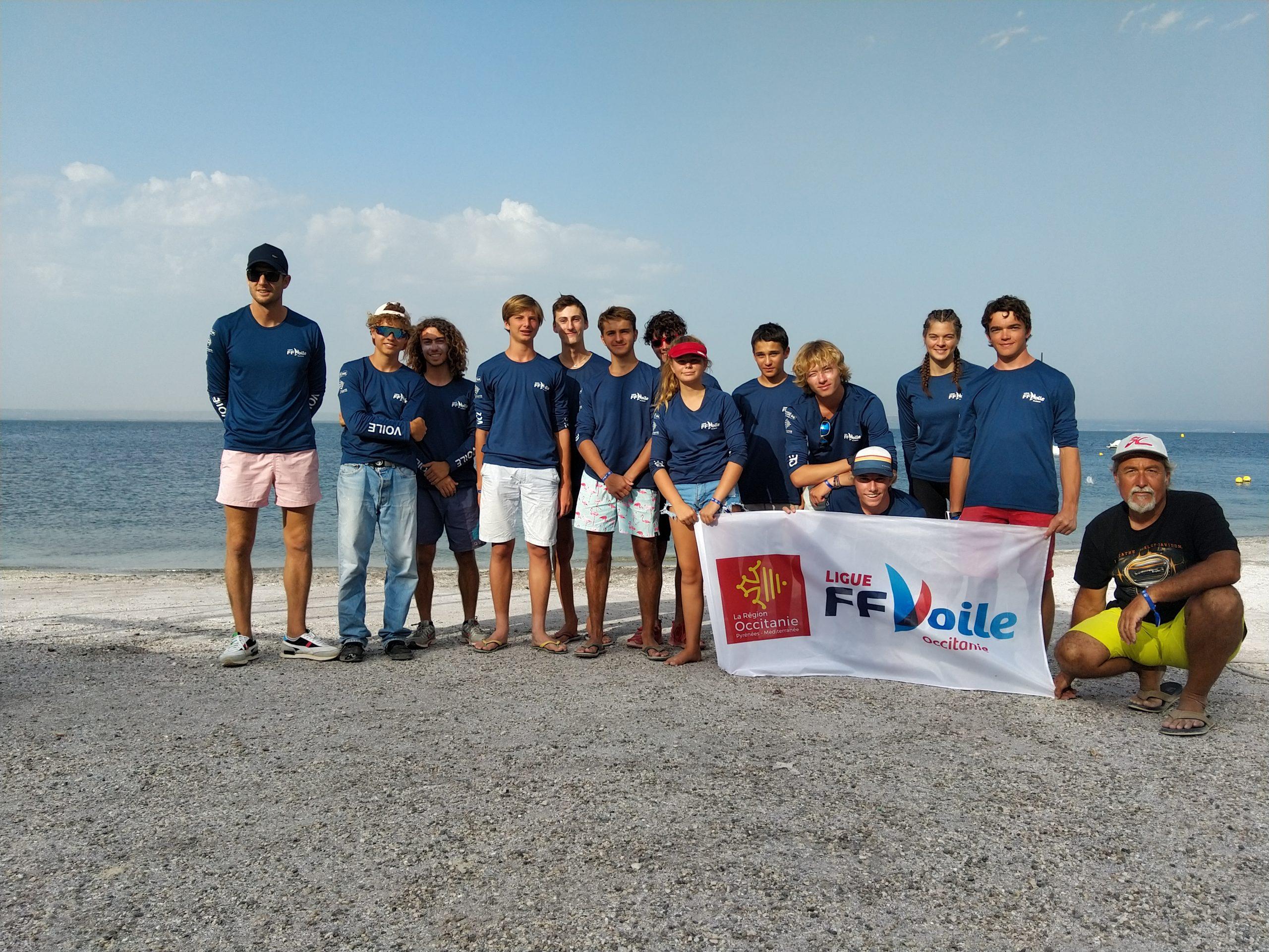 Nouvelles des équipages CATAMARAN à Martigues – Championnat de France Espoir Glisse